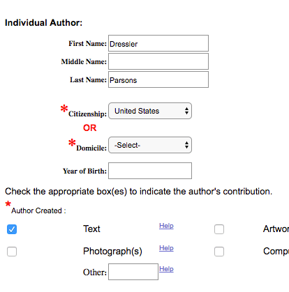 """Even after clicking """"Add Me,"""" check to make sure you're not leaving any fields blank."""