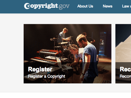 Copyright.gov is where to go when you need to copyright your music!
