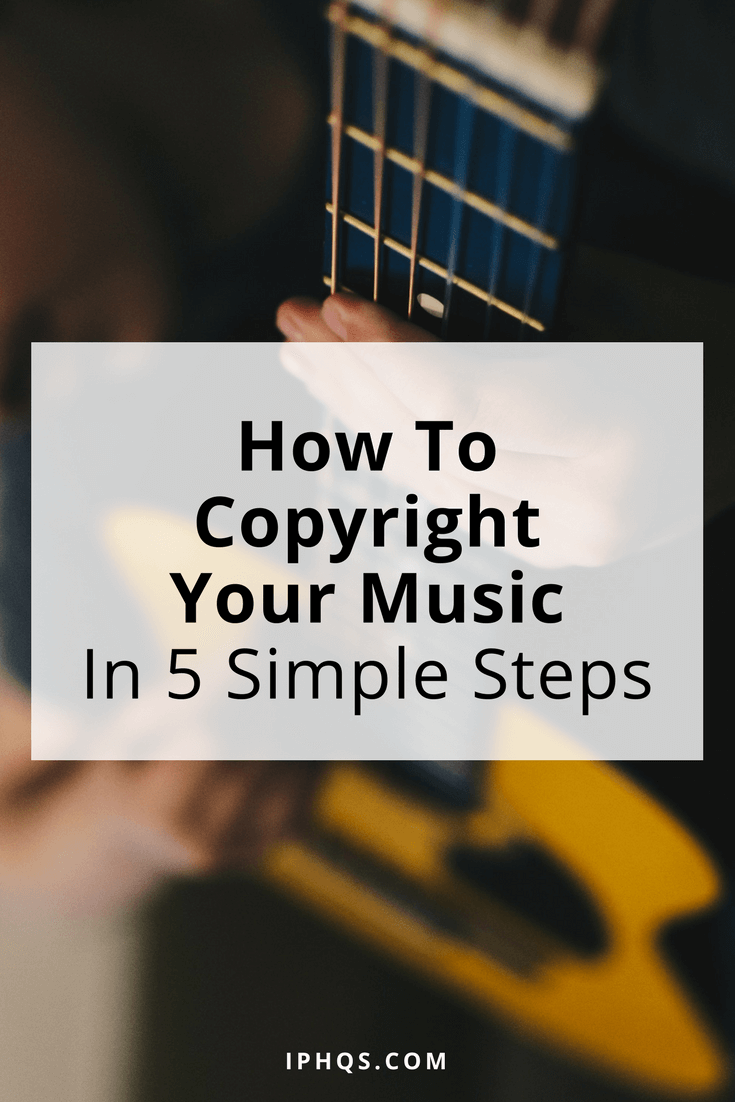 Wondering how to copyright your music? In this blog article, we break it down step-by-step!