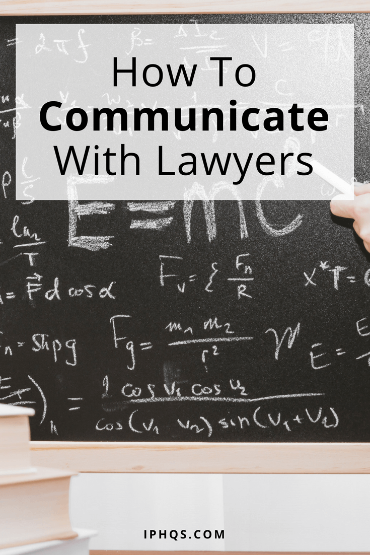 If you're wondering how to communicate with lawyers, this blog post gives you the breakdown. Spoiler alert: It's simpler than you'd imagine.