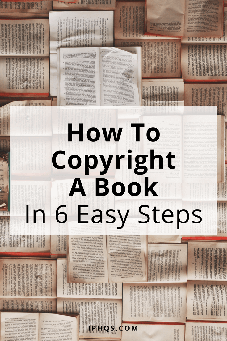 If you've taken the time to write (and self-publish!) a book, it's no question--you should know how to copyright a book. We break down the process here.